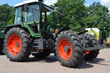 Used Fendt 395 GTA #