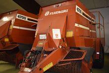 1990 Hesston Fiat  4700 #P0295