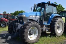 1995 Ford / New Holland 8670 TA