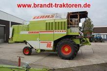 Used 1989 Claas DO 9