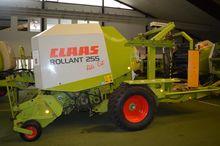 Claas Rollant 255 RC  -Wickelko