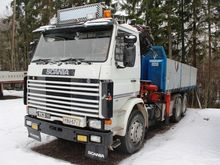 Used SCANIA TRUCK AN