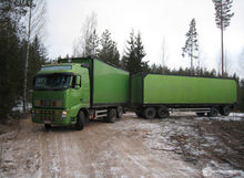Used Volvo FH 13 + P