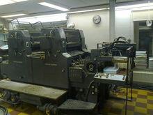 The printing press Heidelberg M