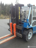 Used Forklifts - Hys