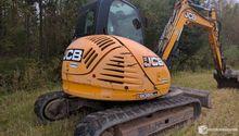 Used Excavator JCB 8
