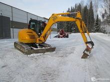 Used 8080 JCB excava