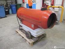 Garage heater BIEMMEDUE EC70