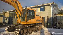 Used Excavator Hyund
