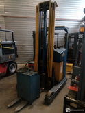 Used Reach truck Atl