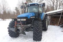 Tractor New Holland TM 165 vm 2