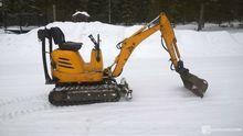 JCB micro plus excavator