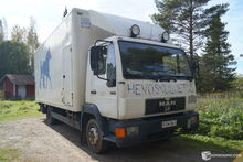 Used Horse Trailer 4