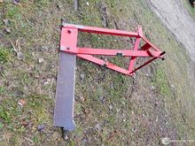 Used Drain plow or t