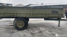 Used Weckman Trailer