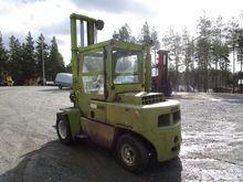 Used Clark diesel fo