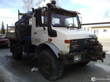"MB Unimog 1550L ""Dream ATV"""