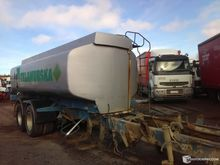 Used Tank Trailer co