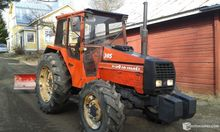 Farm Tractor Valmet 705-4 -85 n