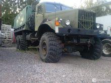 Used KRAZ 255 in Van