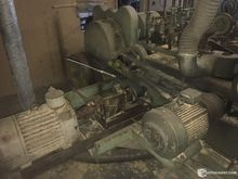 Planer Machine / scrap metal