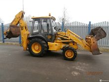 Backhoe Loader JCB 3CX-4X4X