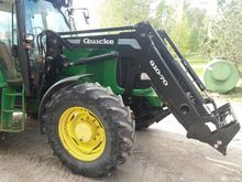 2004 Quicke 10-70 Front Loader