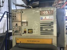 Sandblasting machine COSTA Sand