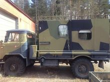 Gaz 1986 53 Off-Highway Truck