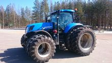 2013 New Holland T7.235, 2013,