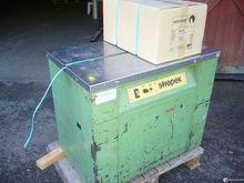 Packing machine Strapex branded