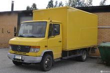 Mercedes-Benz 814D, 1997, 4.3 l