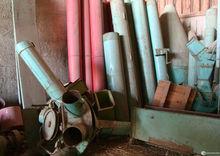 Batch of grain handling equipme