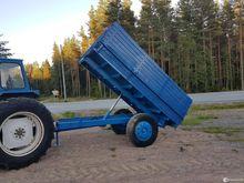 Self-made Pickup Trolley