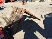 Kalmar truck for very heavy spi