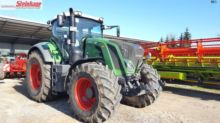 2015 Fendt 828 Vario Profi Plus