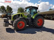 2015 CLAAS Axion 950 CMATIC