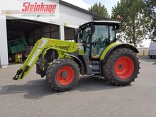 2016 CLAAS Arion 640 CMATIC FL