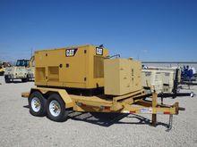2008 Cat D80-6 Generator Genera