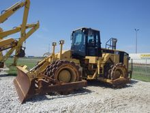 2003 Cat 825G Series II Padfoot