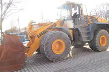 2012 Liebherr L576