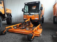 2005 Multicar Tremo Carrier S X