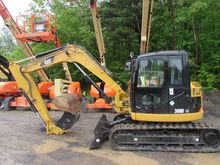 2011 CATERPILLAR 308D CR