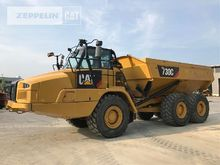 2015 CATERPILLAR 3 axles