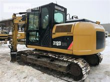 2010 CATERPILLAR 312DL