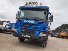 Used Scania P410 for sale  Scania equipment & more | Machinio