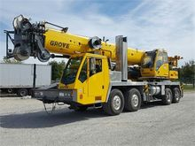 Used 2012 GROVE TMS9