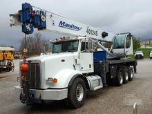 Used 2016 MANITEX 40