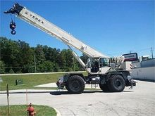 Used 2017 TEREX RT55