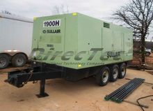 2004 None Sullair 1900 Portable